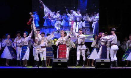 """Vacante Muzicale 2017 – Ansamblul Folcloric Profesionist """" Cindrelul -Junii Sibiului """""""