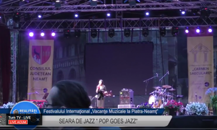 "Vacante Muzicale 2017 SEARA DE JAZZ -"" POP GOES JAZZ"""