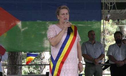Zilele comunei Tașca -Deschiderea oficială