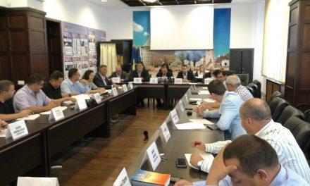 Sedinta ordinara a Consiliului Local Piatra Neamt din 24 08 2017
