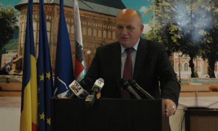 Conferința de presă Primaria Piatra Neamț – 23. 08. 2017