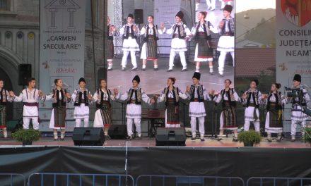 """Festivalul internațional """"Ceahlaul"""" – Festivitatea de inchidere"""
