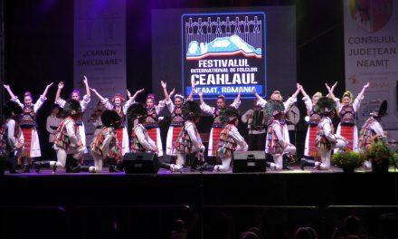 Festivalul Internațional Ceahlăul – Deschiderea oficială