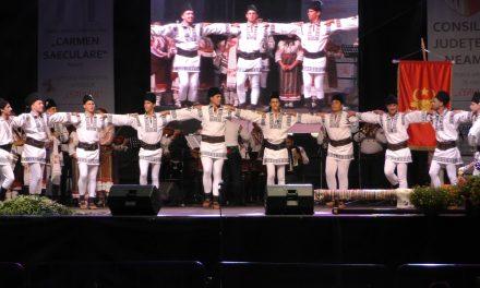 """Festivalul Internațional """"Ceahlăul"""" – Recital """"Floricică de la Munte"""""""
