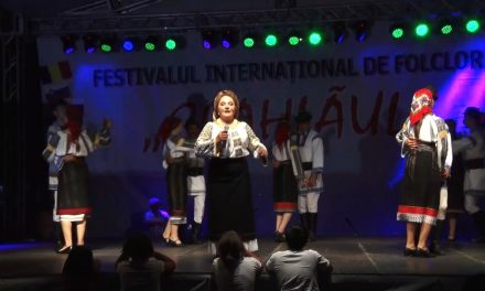 "Festivalul International ""Ceahlăul"" – Recital Laura Lavric"