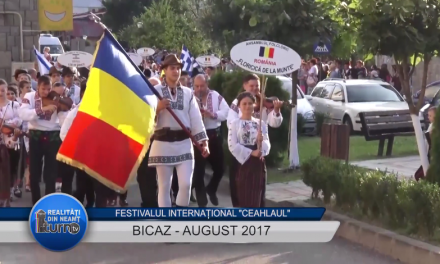 """Festivalul Internațional """"Ceahlăul"""" la Bicaz"""