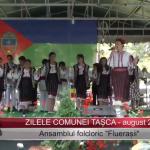 """Zilele comunei Tașca – Ansamblul folcloric """"Fluerașii"""""""