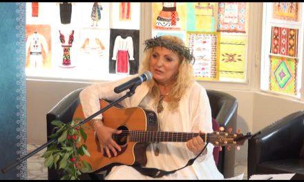 Maria Gheorghiu concert de muzică folk