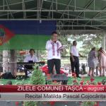 Zilele comunei Tașca – Recital Matilda Pascal Cojocărița