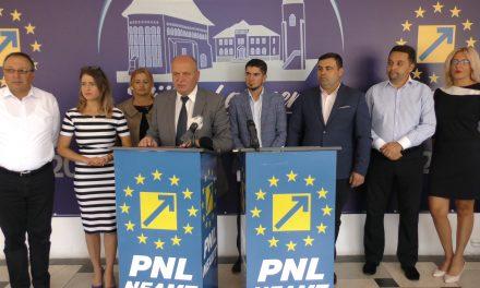 PNL Piatra Neamț – Conferința de presă din 25 08 2017