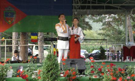 Zilele comunei Tașca -Recital Daiana Vinca și Laurențiu Marian