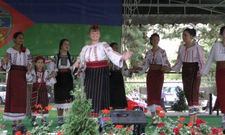 Zilele comunei Tașca – Elevii Școliii Populare de Artă