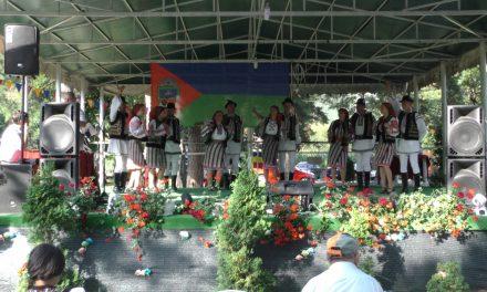 """Zilele comunei Tașca – Ansamblul folcloric """"Izvoarele Borcutului"""""""