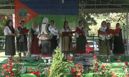Zilele comunei Tașca – august 2017 – Recital de pricesne