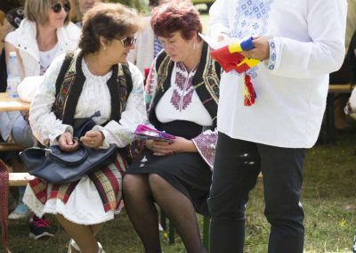 Festivalul haiducilor Grinties