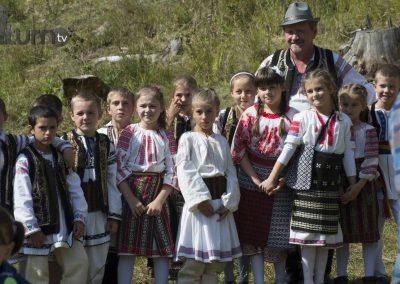 Festivalul haiducilor Grinties-86