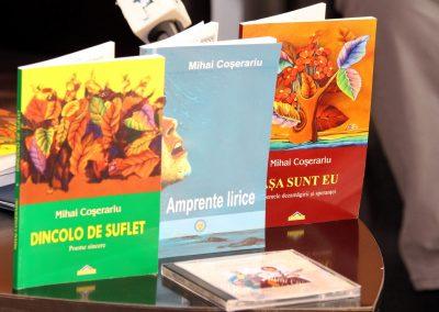 Lansare CD Biblioteca Judeteana - carti