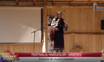 Festivalul Haiducilor Grintieș – Concurs de muzică populară