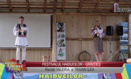 Festivalul Haiducilor Grintieș – Recital Valeria și Traian Ilea