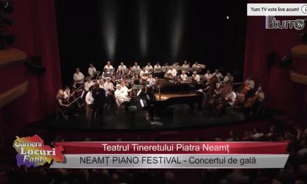 Neamt Piano Festival Concertul de gala partea întâi