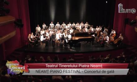 Neamt Piano Festival Concertul de gala partea a doua
