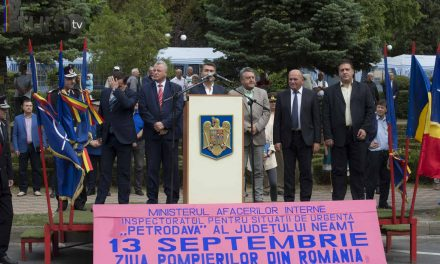 Ziua Pompierului din România – 13 septembrie 2017 Piatra Neamt