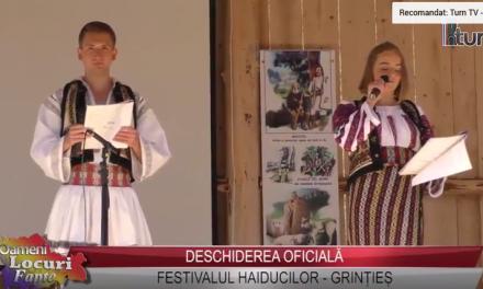 Festivalul Haiducilor- Grințieș