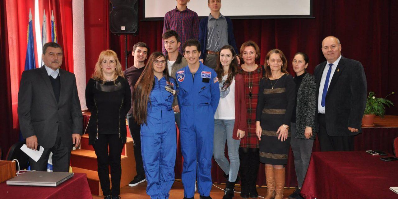Clubul de astronomie STELLARIA