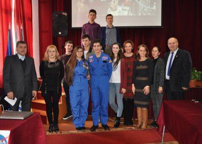Clubului de astronomie STELLARIA