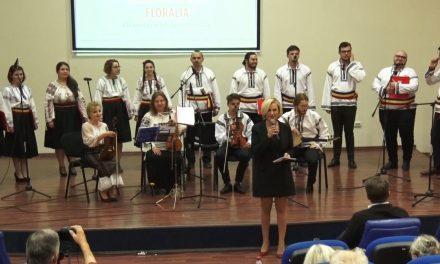 Stagiunea Muzicala 20 17 – 2018 Ansamblul FLORALIA