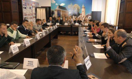 Ședinta extraordinară a Consiliului Local Piatra Neamț din 11 10 2017