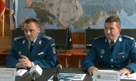 Conferință de presă – Inspectoratul de Jandarmi Neamt – 31.10. 2017