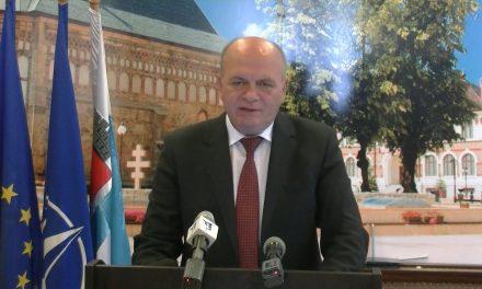 Conferință de presă – Primaria Piatra Neamț 25. 10. 2017