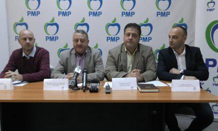 CONFERINȚĂ DE PRESĂ PMP Piatra Neamț – 04 OCTOMBRIE 2017