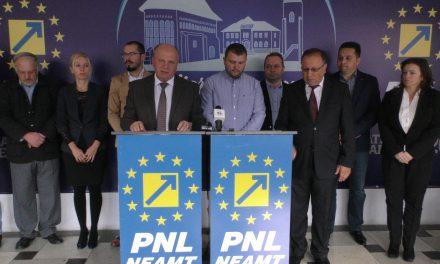 Conferință de presă P.N.L. Piatra Neamț – 27.10.2017