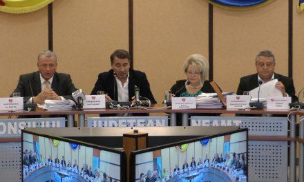 Ședința Consiliului Județean Neamț – 30 10 2017