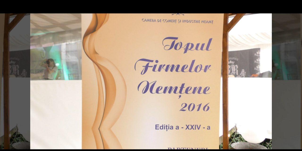 A XXIV-a editie a TOPULUI FIRMELOR NEMȚENE