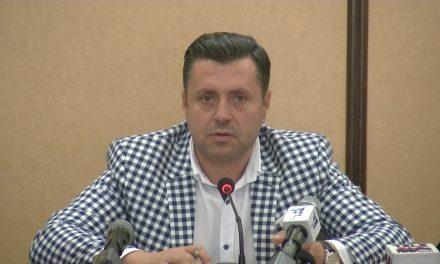 Ședința comitetului pentru situații de urgență și Conferința de presă – Prefectura Neamț