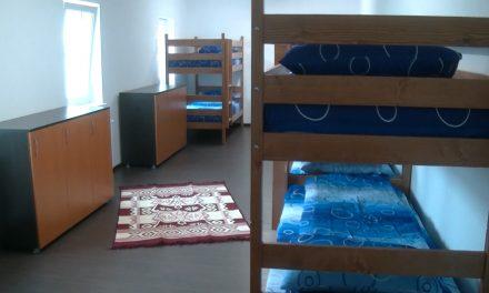 Centrul de cazare temporară a persoanelor fără adăpost din cartierul Speranța