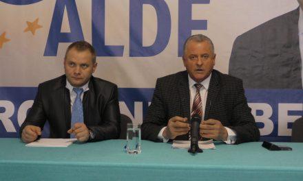 Conferința de presă A.L.D.E. 24. 11. 2017