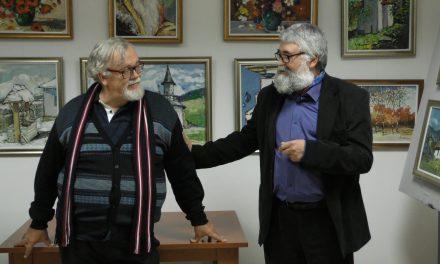 Dumitru Bezem la CARP Piatra Neamț 09 11. 2017