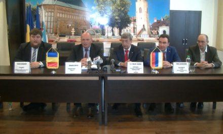 Reprezentanții Federației Ruse la Piatra Neamț