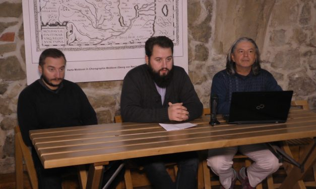 Conferința de presă – Festivalul de lăută