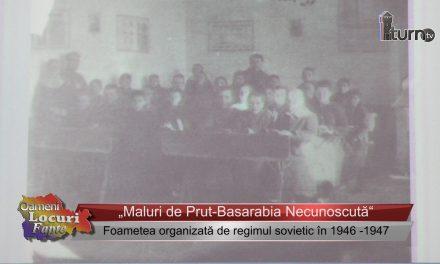 Foametea organizată de regimul sovietic în 1946 -1947