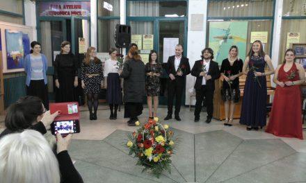 """Zilele Bibliotecii """"GT Kirileanu"""" – Recital de arii si lieduri"""