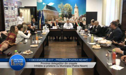 1 Decembrie 2017 – Primaria Piatra Neamț