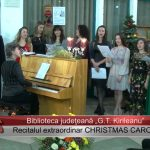 "Recitalul extraordinar ""CHRISTMAS CAROLS"""