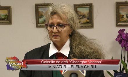 Elena Chiru – Miniaturi