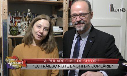 "Lucia Juncu – "" Albul are o mie de culori"""