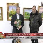 Vernisaj de pictura MIHAI COTOVANU – Dramatismul si sublimul in arta